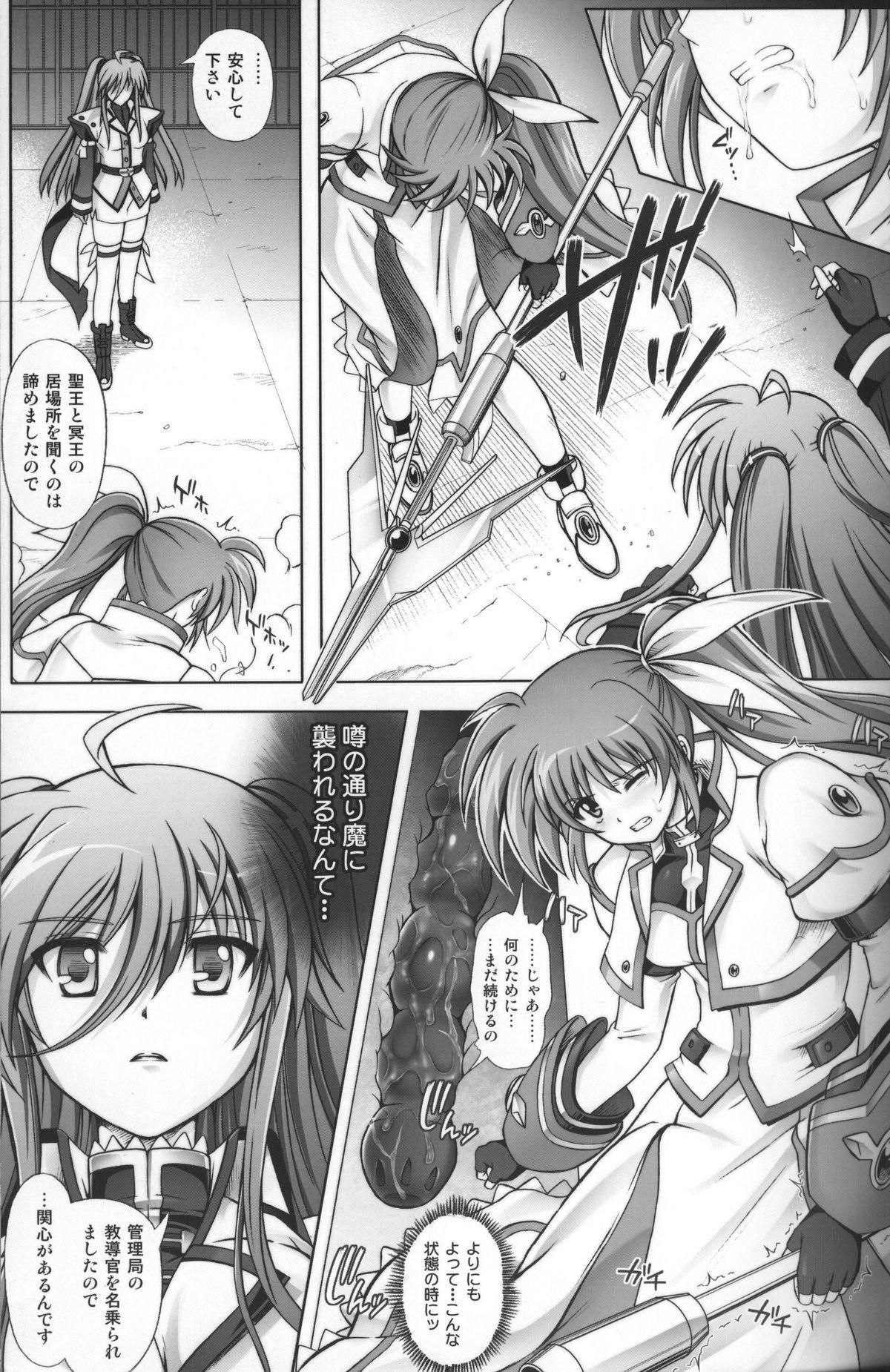 Nanoha-san ga Fukaku wo Totta! 6