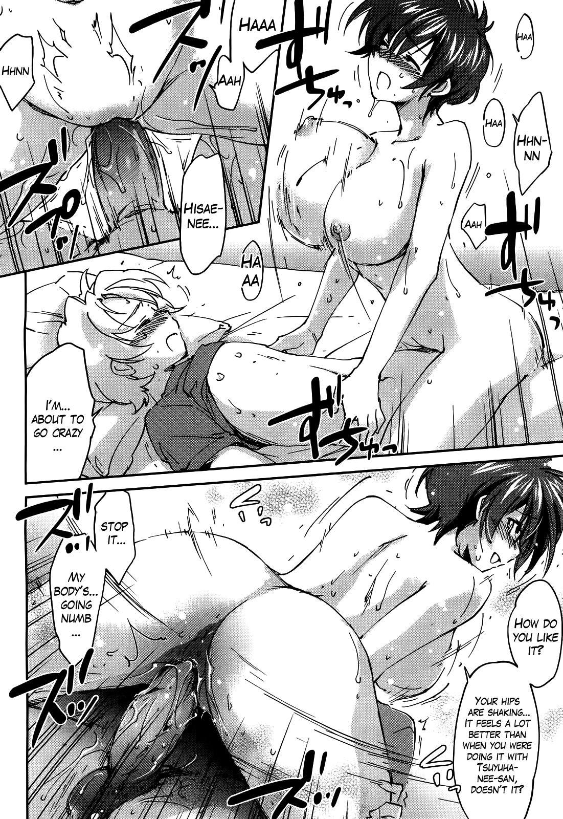 [Yuuki Homura] Onee-chan! Tengoku   Sister Paradise Ch. 1-4 [English] [The Lusty Lady Project] [Decensored] 65