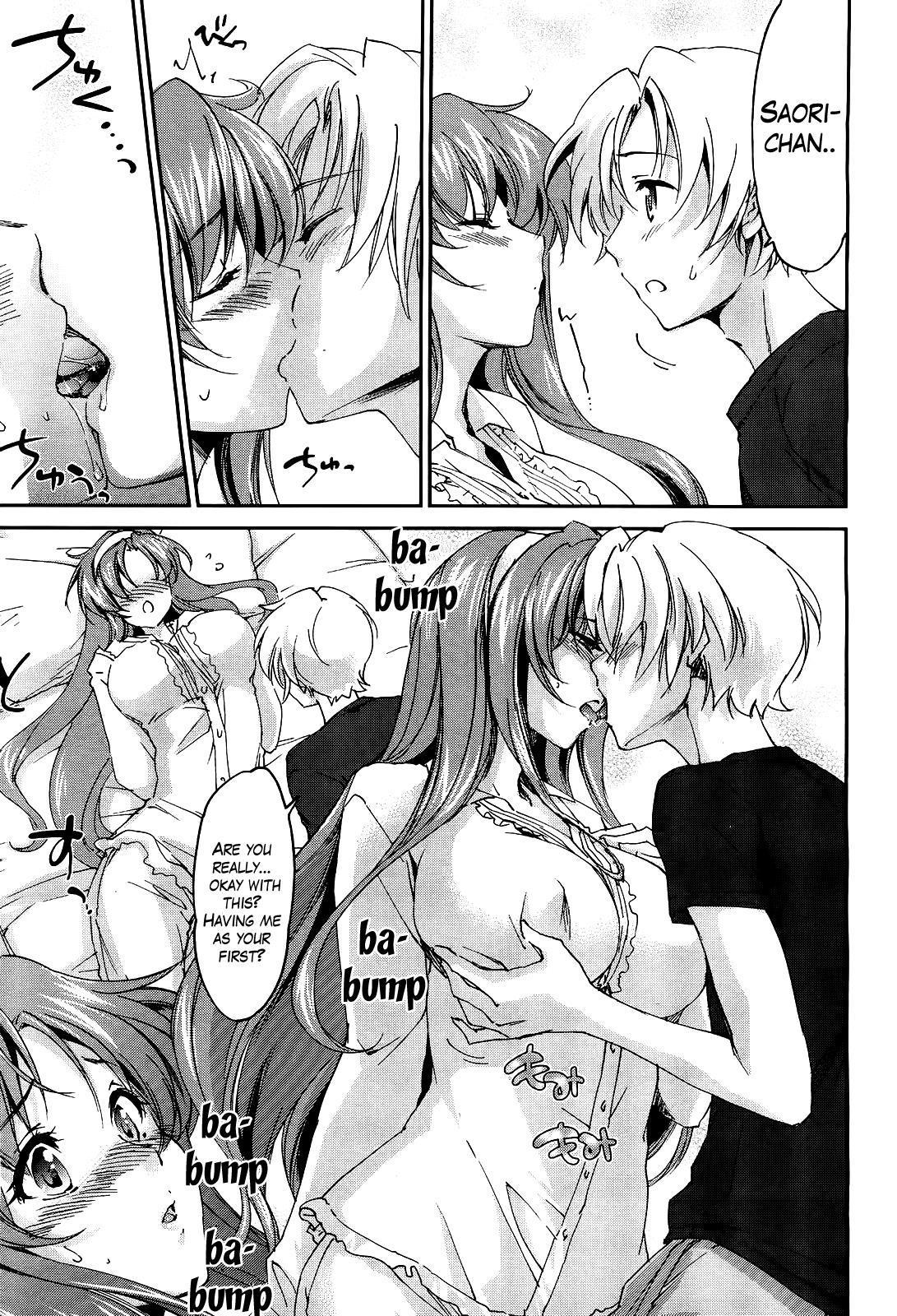 [Yuuki Homura] Onee-chan! Tengoku   Sister Paradise Ch. 1-4 [English] [The Lusty Lady Project] [Decensored] 73